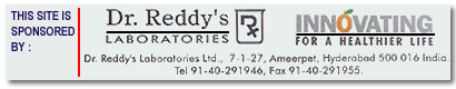 Sponsor-Dr.Reddy's Lab